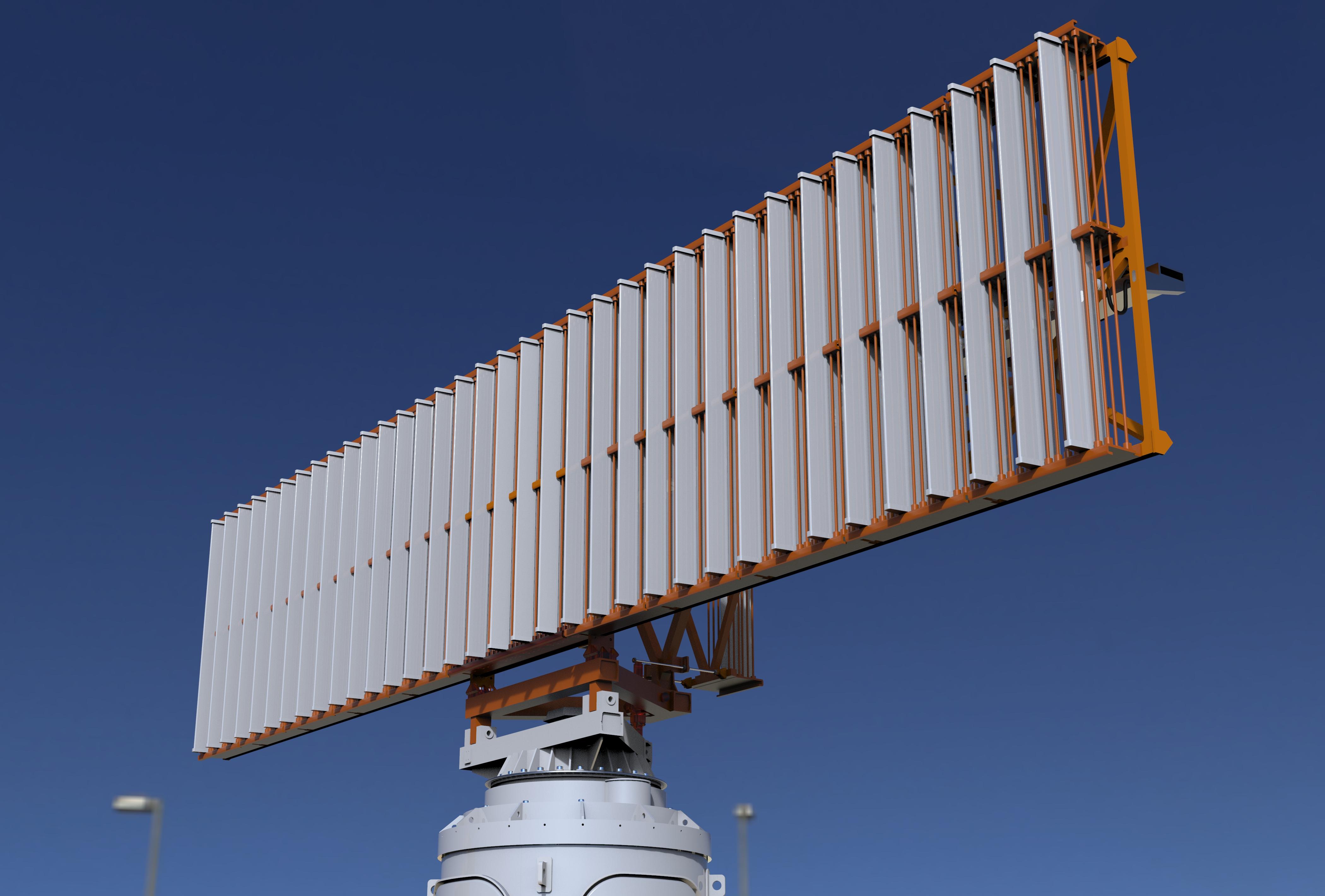Radar Secundario Monopulso Argentino. RSMA