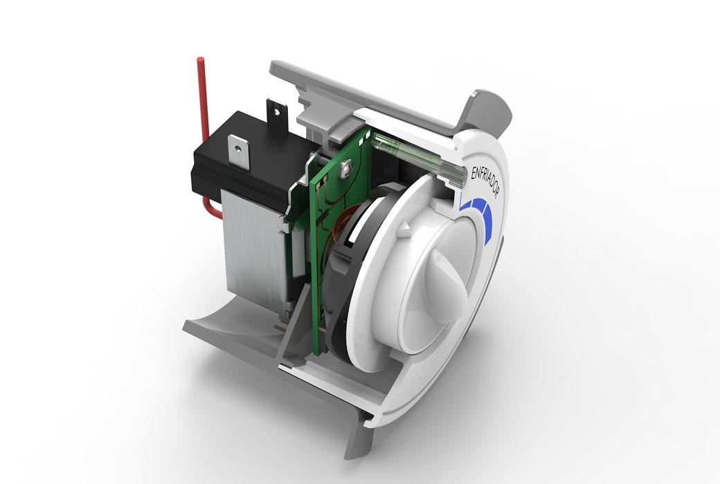 Controlador de Temperatura Electrolux